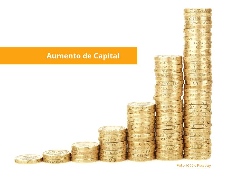 Imagen aumento de capital