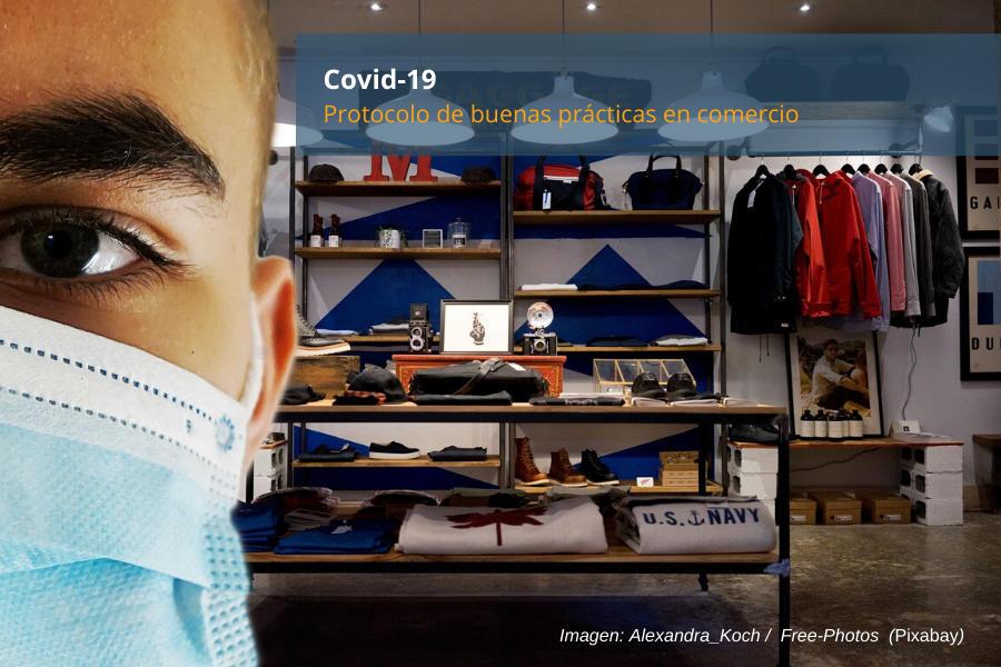 Covid-19 Protocolo comercio