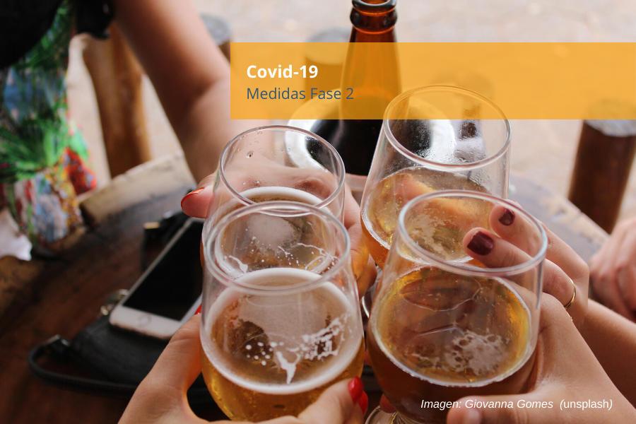 Covid-19 Medidas Fase 2
