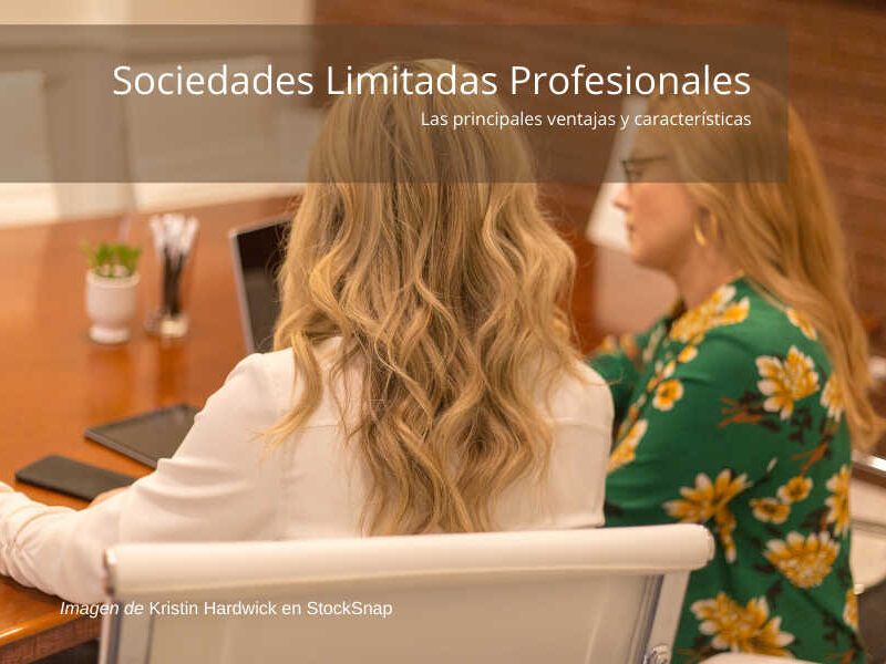 Sociedades limitadas profesionales